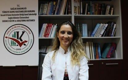 Göz Hastalıkları Uzmanı Dr. Didem Esen, Göz Alerjisine Dikkat!