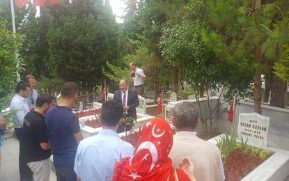 Türk Ocakları Zafer Bayramını Dualar ile andılar