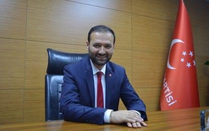 Saadet  Partisi Kocaeli İl Başkanı Nurettin Çelik; Ambargoyu Fırsata Çevirelim