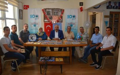 Türk Ocakları Kocaeli Şubesi; Kurbanları, Kerkük, Türkmeneli, Çobanbey ve Türkmen Dağındaki soydaşlarımıza ulaştırıyoruz