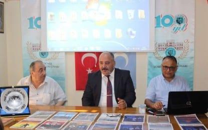 Türk Ocaklarından Deprem konferansı