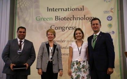 Yeşil teknoloji  masaya yatırıldı