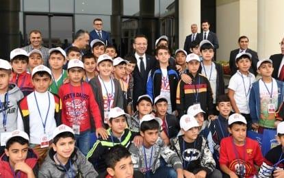 """BİZ ANADOLUYUZ"""" PROJESİ KAPSAMINDA AĞRI'DAN MİSAFİRLERİMİZ VARDI"""