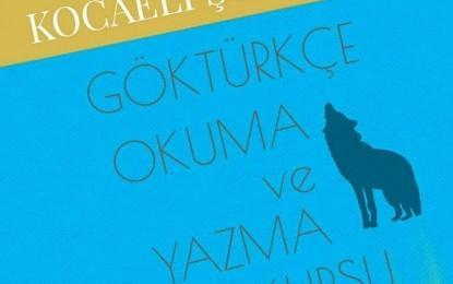 Türk Ocaklarından Göktürkçe Kursuna davet