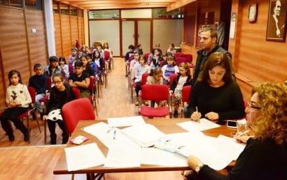 İl Kültür ve Turizm Müdürlüğü Çoksesli Çocuk Korosu Seçme Sınavları hafta sonu yapıldı
