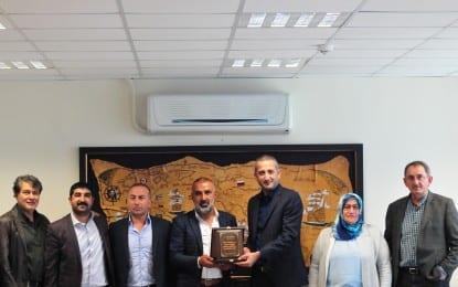 İzel Kimya'dan Dilovası Belediyespor'a 15 Bin TL destek