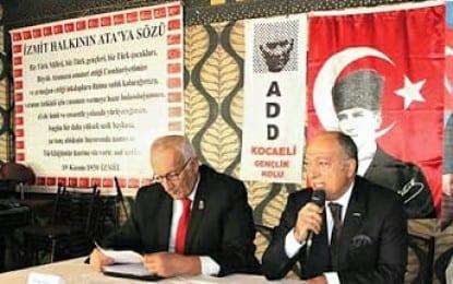 """KYÖD'de """"ATATÜRK KONULU"""" PANEL DUYURUSU YAPILDI"""