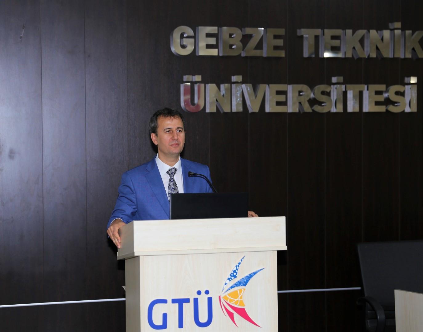 Rektör Prof. Dr. Haluk Görgün 1