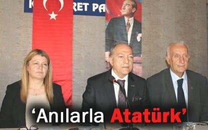 Anılarla Atatürk Paneli KYÖD'de Düzenlendi
