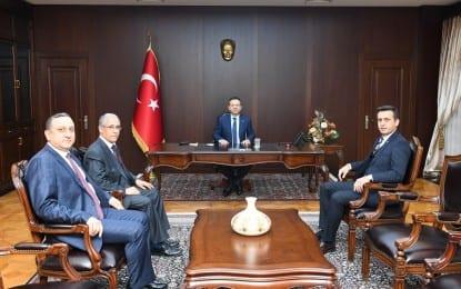 CHP Darıca İlçe Başkanı Yakup Törk'ten Hayırlı Olsun Ziyareti