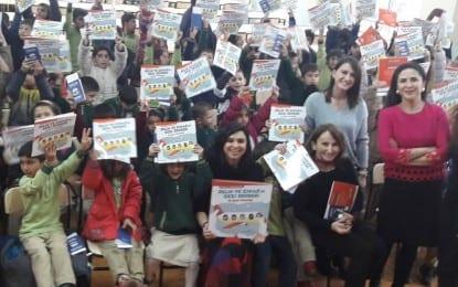 Okuma Sanatı Kulübü,  Yazar Özge Lokmanhekim'i Konuk Etti