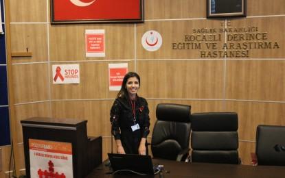 Edinilmiş Bağışıklık Yetmezliği Sendromu'  AIDS,  dünyada ve Türkiye'de yayılmaya devam ediyor