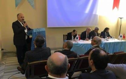 Türk Ocakları'nın 2017 Yılı Son Bölge Toplantısına Yücel Alpay Demir Konuşmacı Olarak Katıldı