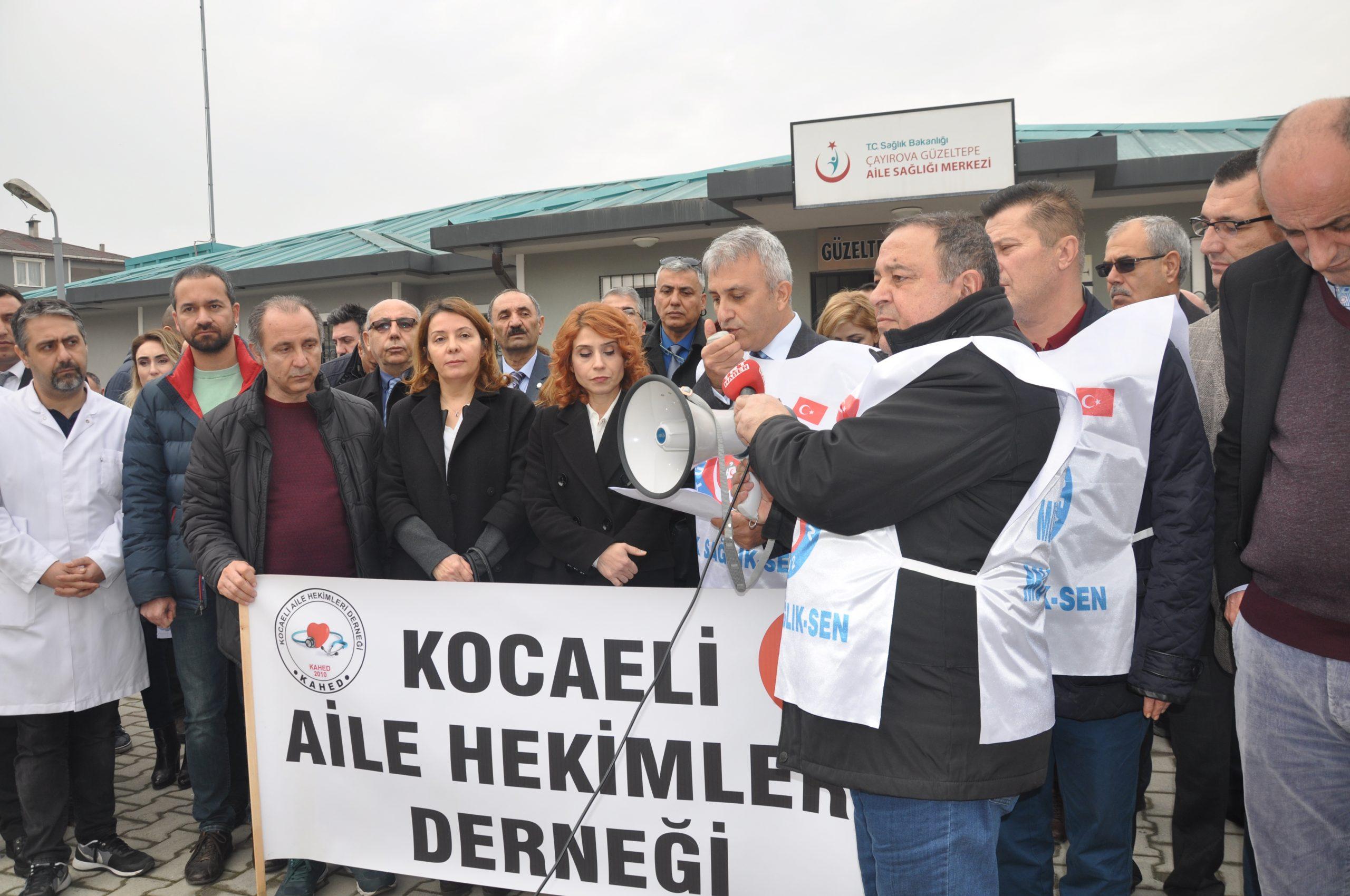 DSC_003 Türk Sağlık Sen Şube Başkanı