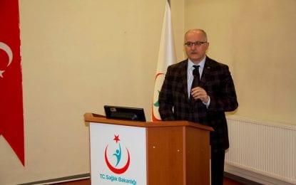 Sağlık il Müdürü Op. Dr. Şenol Ergüney: Güzel Hizmetler Yapacağımıza İnanıyoruz