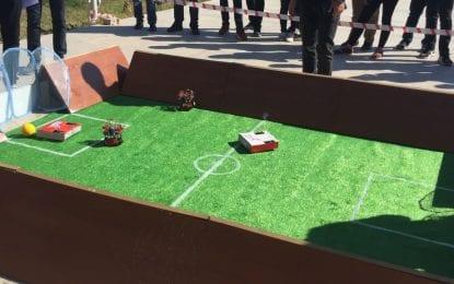 Robotlar GTÜ' de yarışacak