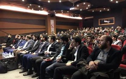 Genç Saadet, Kandır'da 200 Gençle Biraraya Geldi