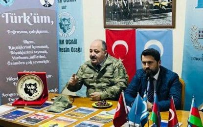 Kocaeli Türk Ocağı Askeri Üniformayı Giydi
