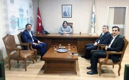 Başhekim Çakır'a Hayırlı Olsun Ziyaretleri devam ediyor