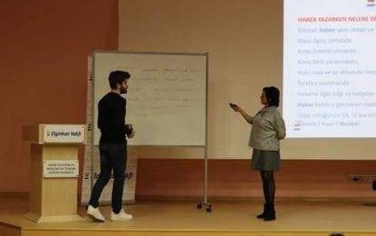 Kocaeli İl Sağlık Müdürlüğü İletişim Kadrosunu Eğitimle Güçlendiriyor