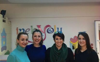 Okuma Sanatı kulüp üyeleri Bursa'da