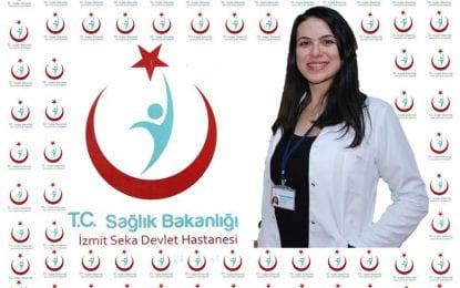 İzmit Seka Devlet Hastanesi'nde Yeni Eczacı Görevine Başladı