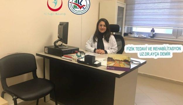 Fizik Tedavi uzmanı Dr. Ayça Demir Merak Edilen Soruları Cevapladı