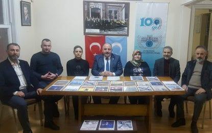 Kocaeli Türk Ocağı Hocalı Soykırımı Unutmadı