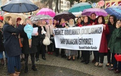 Kadın Kuruluşları Birliği'nden Açıklama