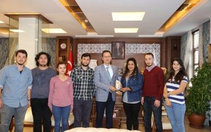 """""""GTU Uzay Takımı"""" ABD'de Türkiye'yi Temsil Edecek"""