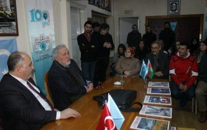 Türkiye'nin Önemli İsmi İlber Oltaylı Ata Ocağını Ziyaret Etti