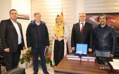 Şenol Ergüney'e Ziyartetler Sürüyor