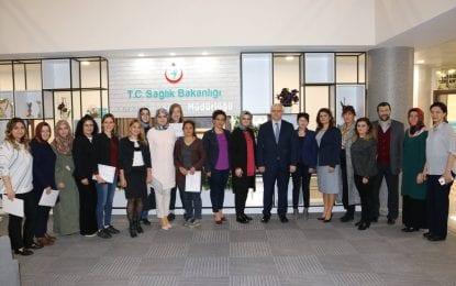 Üreme Sağlığı Eğitimleri ve RİA Sertifika programları hızla devam ediyor