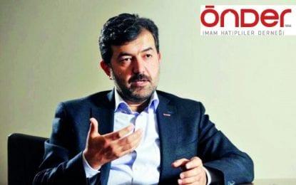 İmam Hatipliler Derneği Genel Başkanı Halit Bekiroğlu;  Ateizm ve Deizmin Üzerinden Hedef Saptırılıyor!