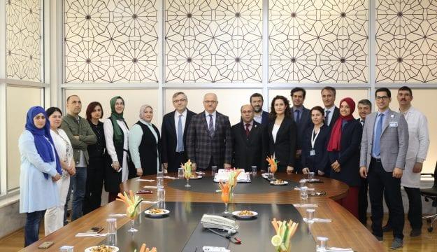 Emine Erdoğan'ın Türkiye de Öncülüğünü Yaptığı ve Desteklediği Proje 'de İlimizde ki Hastaneler Tescillendi