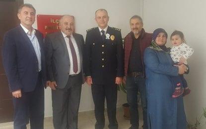 Türk Ocağı Polis Teşkilatının Yanında