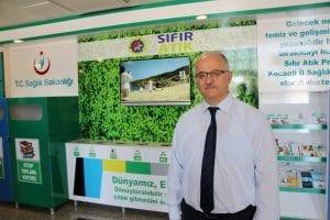 Kocaeli İl Sağlık Müdürlüğü Sıfır Atık Projesini Önemsiyor