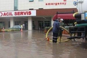 Aşırı Yağışlar Sonrası  Vatandaşlara Açıklama Yapıldı