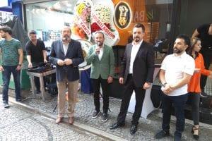 Adana'nın Meşhur Su Böreği İzmit'te Açıldı