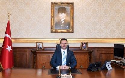 Vali Hüseyin Aksoy Pazar Günü Yapılacak Olan Seçimlerin Huzur ve Güven Ortamında Gerçekleşmesi İçin Alınan Tedbirleri Açıkladı