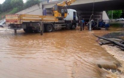 27 Mayıs Tarihinde İlimizde Yaşanan Aşırı Yağış Mağdurlarına Devletin Sıcak Eli Yetişti