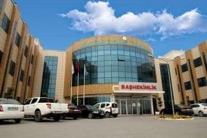 Dilovası Devlet Hastanesi Diyaliz Ünitesi Göz Kamaştırıyor
