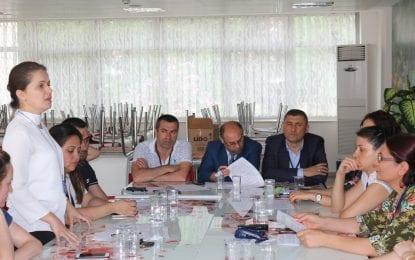 Olası İstanbul Depremi için masa başı tatbikat yapıldı