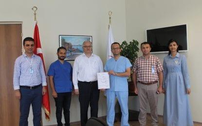 Dilovası Devlet Hastanesinde Tamamlayıcı Tıp Ünitesi Hizmete Girdi