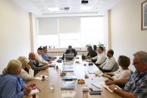 Özel eğitim kurumlarıyla istişare toplantısı yapıldı