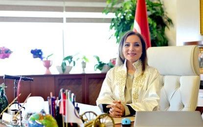 Düzce Üniversitesi Rektörlüğü 24 Temmuz Gazeteciler ve Basın Bayramını Unutmadı