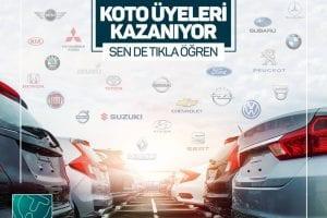 KOTO'dan otomotiv kampanyası