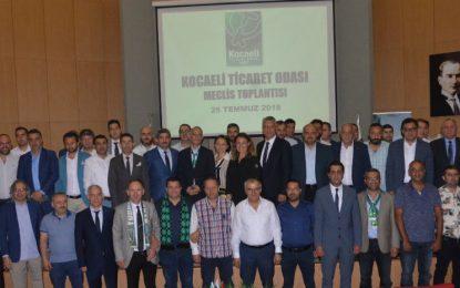 Kocaelispor'un Patronu, Patronlarla Dertleşti