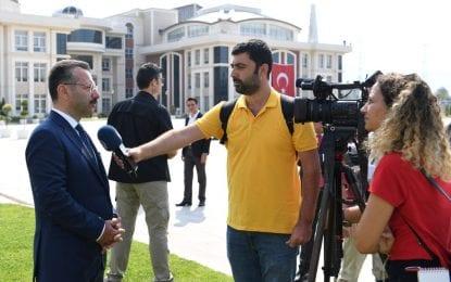 Vali Aksoy Kocaeli Stadı İle İlgili Açıklamalarda Bulundu