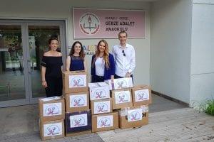 Kocaeli Çocuk Gelişim ve Eğitim Derneği sosyal sorumluluk projesi başlattı